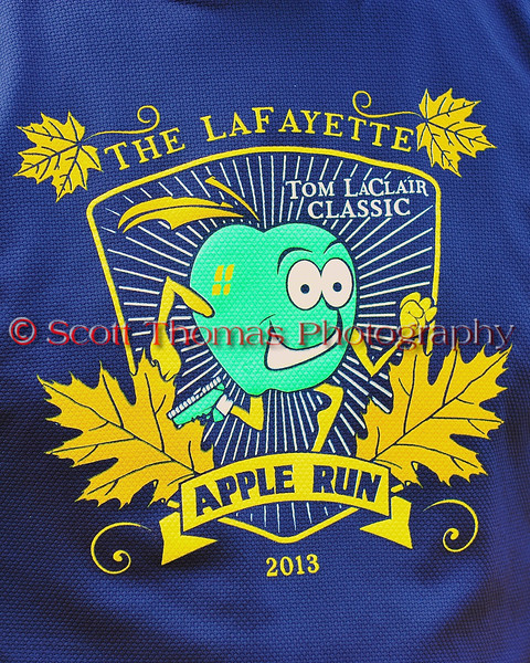 LaFayette Apple Run 15K road race on Sunday, October 13, 2013.