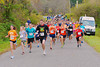 LaFayette Apple Run 5K road race on Sunday, October 13, 2013.