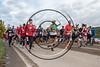 2016 Apple Run 18K Road Race at the LaFayette Apple Festival in LaFayette, New York on Sunday, October 9, 2016.