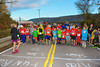 LaFayette Apple Run Fun Run for families and their children on Sunday, October 13, 2013.