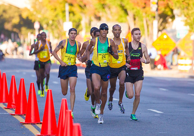 SOLONEI SILVA (24) Washington DC - First Place FRANK CALDEIRA (19) Washington DC - 3rd Place CHRIS KWIATKOWSKI (10042) Washington DC - 4th Place ARON RONO (9) Medford OR - 5th Place DEREJE GIRMA (35) Ethiopia - 6th Place