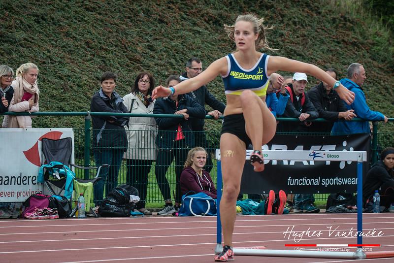 Eva Joskin - 400 M Horden - BK Juniors & Beloften - Julien Saelens Stadion - Brugge - West-Vlaanderen