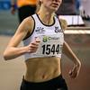 Zilver voor Jolien De Meyer - 800 M dames beloften - Belgisch Kampioenschap Indoor Atletiek - BLOSO Topsporthal - Gent