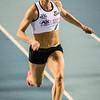 Winst voor Eline Berings - Reeks # 1 van de 60 M vlak  - BK Indoor Alle Categorieën - BLOSO Topsporthal - De Blaarmeersen - Gent