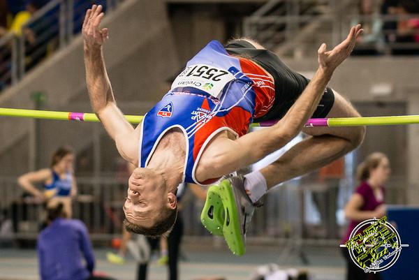 Belgisch Kampioenschap 2015 Indoor Alle Categorieën
