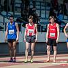 Start 800 M Heren @ Belgisch Kampioenschap Atletiek voor studenten - Stade La Mosane - Jambes - Namen