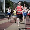Yngwie Vanhoucke (FLAC Ieper/VIVES Torhout), Belgisch kampioen op de 800 M voor heren @ Belgisch Kampioenschap Atletiek voor studenten - Stade La Mosane - Jambes - Namen