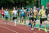 Aankomst 800 M - Belgisch Kampioenschap Beloften - Domein Drie Fonteinen - Vilvoorde - België