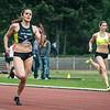 Charlotte Tahon met ruime voorsprong kampioene van België op de 400 M bij de universitairen