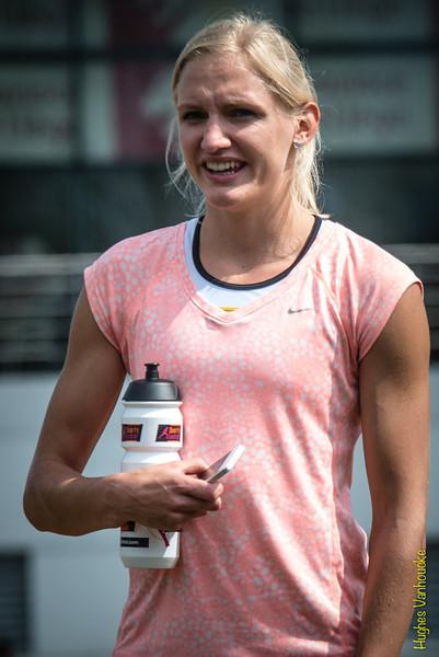 Hanne Claes, Topsport Vlaanderen