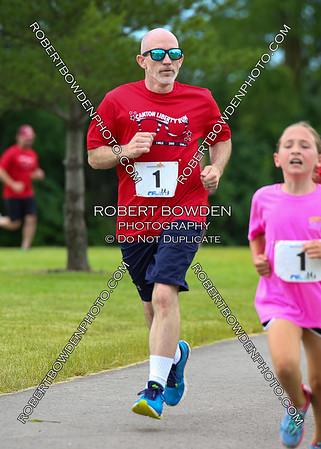 Canton Liberty Run 1 Mile - 16 June 2018