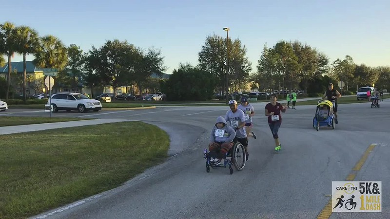 Care2Tri 5k & 1 Mile Dash Highlights Video