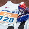 Jaarnummer voor wedstrijden in Madrid - 400 M - Consejo Superior de Deportes - Madrid - España