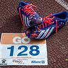 Nieuw paar spikes voor de 400 M - Consejo Superior de Deportes - Madrid - España