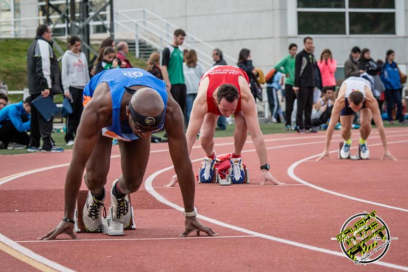 Miguel Erimo Tale (CD Gredos San Diego) - 400 M - Consejo Superior del Deporte - Madrid - España