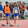 Lía Beel Quintana, atleta con retinosis pigmentaria - 400 M - Consejo Superior de Deportes - Madrid - España