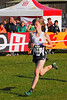 Finishende Yngwie Vanhoucke @ Cross Cup Relays Gent 2011
