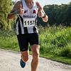 Goedgemutste Kristof Baes (FLAC Poperinge) werd 5de op de 14 Km