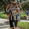 Benny Decroix (FLAC) uit Poperinge op de 7 Km.