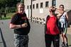 Toeschouwer & 2 atleten waarvan één jarige - Einde Vakantiemeeting - FLAC Ieper - Ieper