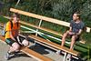 Atleten Yngwie Vanhoucke & Feinse Quatacker - Einde Vakantiemeeting - FLAC Ieper - Ieper