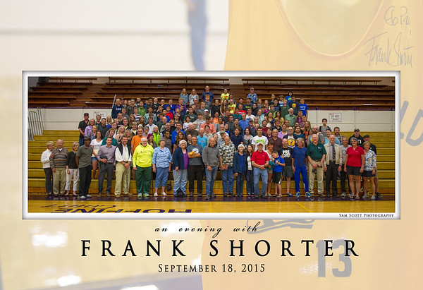 Evening with Frank Shorter