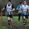 FLAC Ieper atleten Simon Craeye & Jeroen Deruddere - Korte Cross Heren - 50ste Grote Prijs Stad Ieper