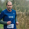Tom Parmentier van de FLAC Ieper joggers - Juniors & Masters - 50ste Grote Prijs Stad ieper
