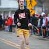 The 2019 Holiday Hustle, 5K and 1 Mile Race held at Monument Park, Baker Rd. at Main St. in downtown Dexter, MI. This is the final race in the Holiday Trio which is made up of Run Scream Run, The Ann Arbor Turkey Trot and the Holiday Hustle