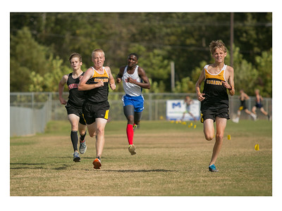 BOYS Odis McCord XC Race 21OCT17