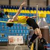 Niels Kesteloot (KKS) @ Kampioenschap van Vlaanderen - BLOSO Topsporthal - Gent