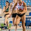 Chloë Beaucarne (60 M horden - Reeksen) @ Kampioenschap van Vlaanderen - BLOSO Topsporthal - Gent