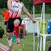 Mathias Broothaerts (AC Lyra) winnaar in het verspringen