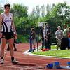 Niels Hoet maakt zich op voor de start van de 4 x 400 M - Interclub Ereafdeling K.B.A.B. - Beveren<br /> <br /> Niels Hoet se prépare pour le départ du 4 x 400 M - Intercerlces Division d'Honneur L.R.B.A. - Beveren<br /> <br /> Niels Hoet getting ready to kick off the 4 x 400 M - Interclub Belgian A Teams - Beveren - Belgium<br /> <br /> Niels Hoet está listo para el 4 x 400 M - Interclub Equipos A Bélgica - Beveren - Bélgica