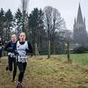 Rhune Vansteenkiste leidt voor Mien Vanhecke - Meisjes Miniemen - 50ste Grote Prijs Stad Ieper