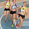 800 M Dames - Heat I - BLOSO Topsporthal - De Blaermeersen - Gent - Oost-Vlaanderen