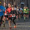 Start 10,8 Km - Kerstcorrida - Langemark - West-Vlaanderen