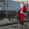 Kerstman - Kerstcorrida - Langemark - West-Vlaanderen