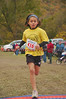 One Mile Fun Run at the LaFayette Apple Run on Sunday, October 11, 2009.
