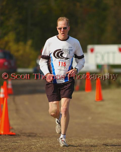 15K Road Race at the LaFayette Apple Run on Sunday, October 11, 2009.