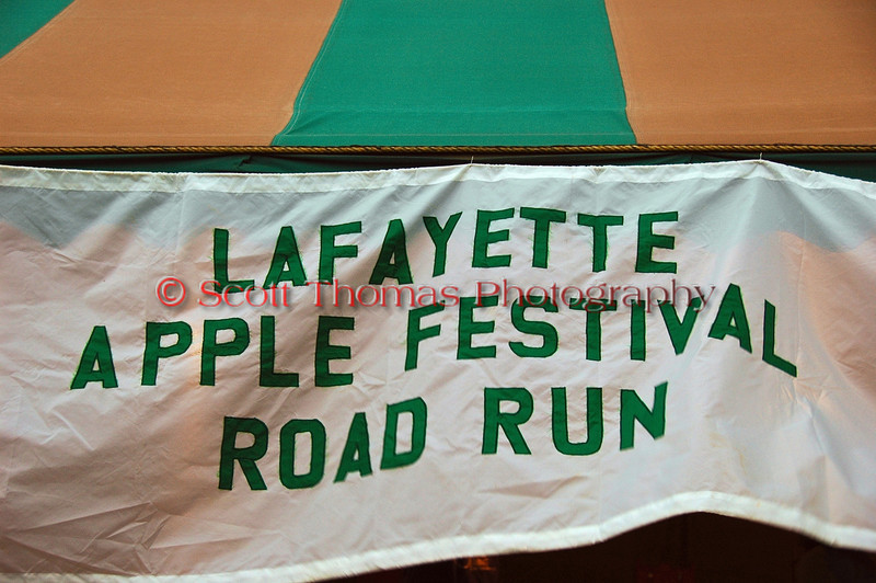 LaFayette Apple Run on Sunday, October 11, 2009