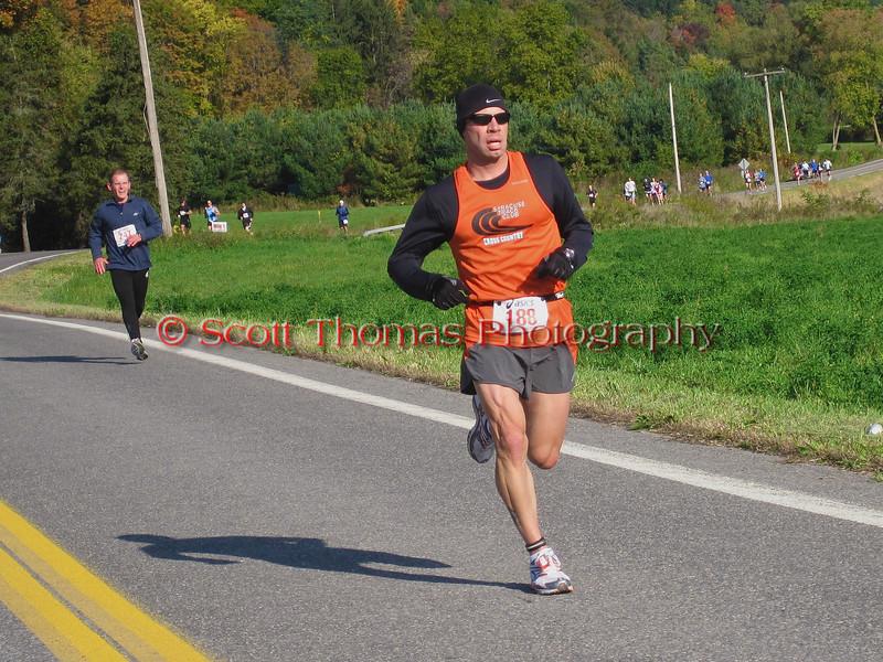 LaFayette Apple Run on Sunday, October 11, 2009