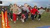Start of the One Mile Fun Run at the LaFayette Apple Run on Sunday, October 11, 2009.