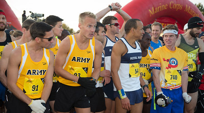 93 JAKE BUHLER, Army, Edmond OK (2:27:08) - 6th place