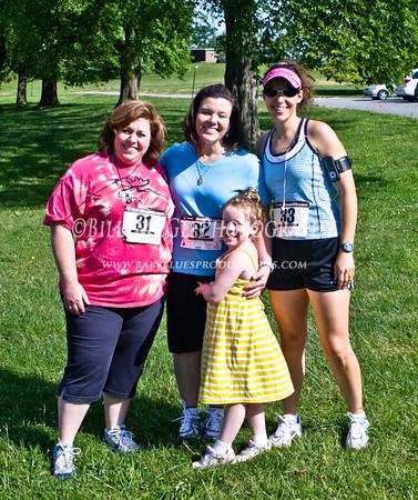 McDaniel's 5k Run - 15 May 2010