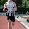 Winst voor Yngwie Vanhoucke op de 800 JSM - Memorial Leon Denys - Atletiekpiste Izegem - West-Vlaanderen
