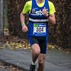 Winnaar van de jogging: Thomas Dekeyser uit Koekelare - Milcobel Run 2014 - Langemark - West-Vlaanderen
