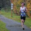 Yngwie Vanhoucke in zijn eerste wedstrijd in anderhalve maand - Milcobel Run 2014 - Langemark - West-Vlaanderen