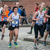 FLAC Hoppeland dames Lutgart Van Insberghe & Maaike Vanhoorneweder - Milcobel Run 2014 - Langemark - West-Vlaanderen