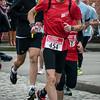 Filip 'Fitte' Verhaeghe uit Geluwe - Milcobel Run 2014 - Langemark - West-Vlaanderen